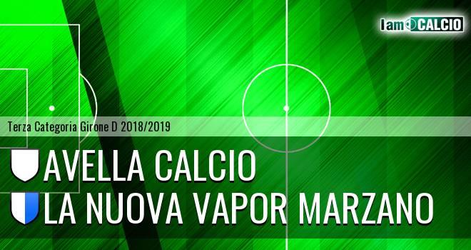Avella Calcio - La Nuova Vapor Marzano
