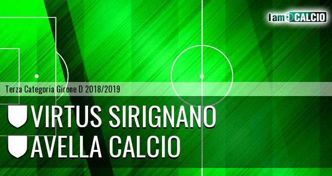 Virtus Sirignano - Avella Calcio