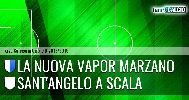 La Nuova Vapor Marzano - Sant'Angelo A Scala