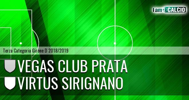 Vegas Club Prata - Virtus Sirignano