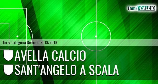 Avella Calcio - Sant'Angelo A Scala