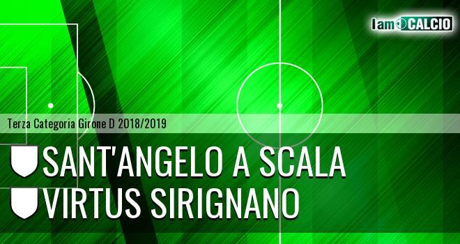 Sant'Angelo A Scala - Virtus Sirignano