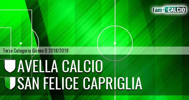 Avella Calcio - San Felice Capriglia