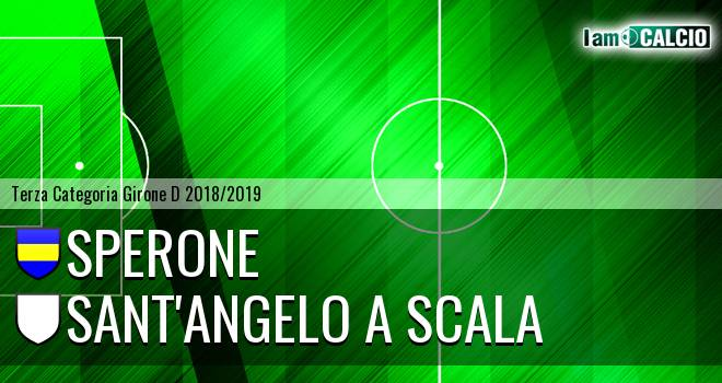 Sperone - Sant'Angelo A Scala
