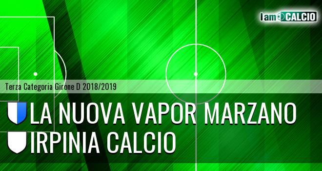 La Nuova Vapor Marzano - Irpinia Calcio