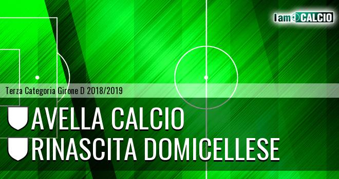 Avella Calcio - Rinascita Domicellese