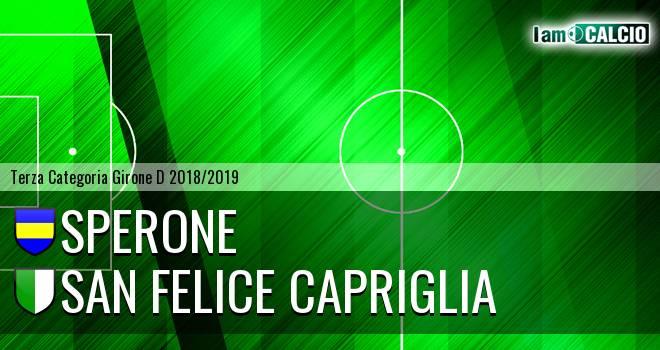 Sperone - San Felice Capriglia