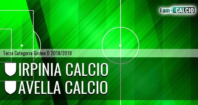 Irpinia Calcio - Avella Calcio