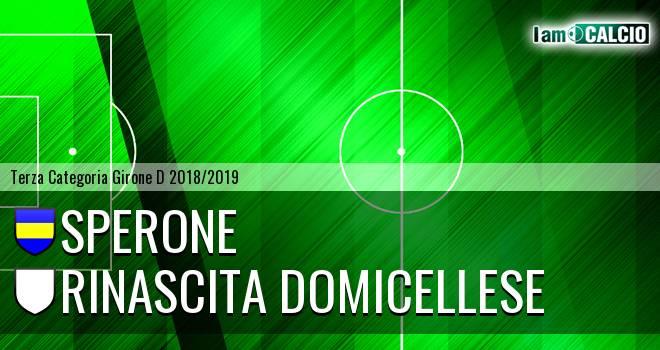 Sperone - Rinascita Domicellese