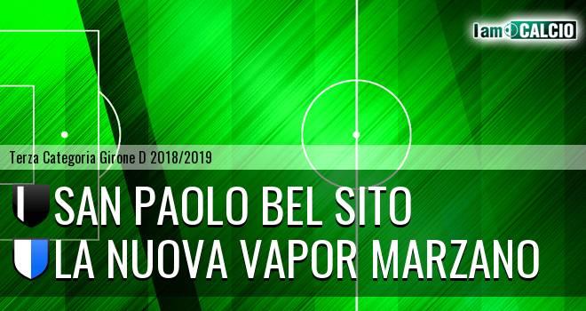 San Paolo Bel Sito - La Nuova Vapor Marzano