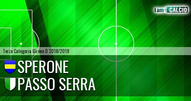 Sperone - Passo Serra
