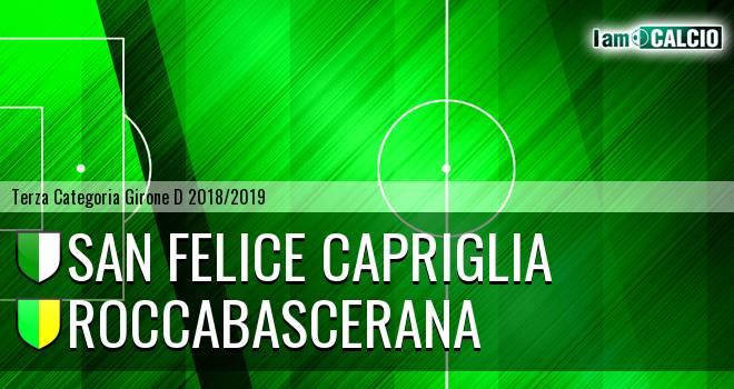 San Felice Capriglia - Roccabascerana