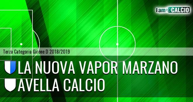 La Nuova Vapor Marzano - Avella Calcio