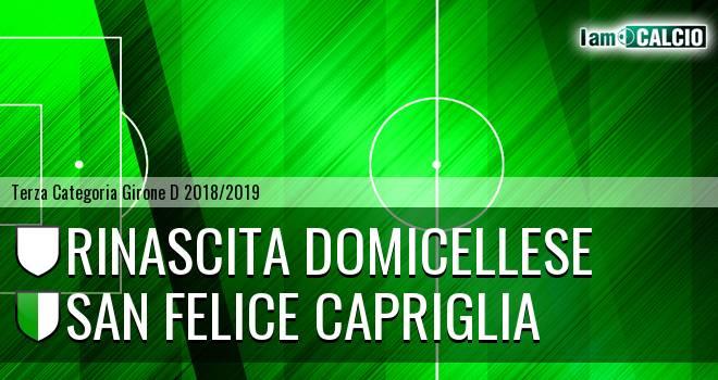 Rinascita Domicellese - San Felice Capriglia