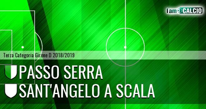 Passo Serra - Sant'Angelo A Scala