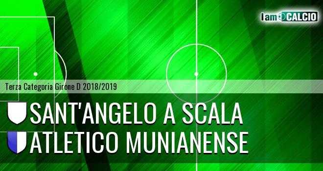 Sant'Angelo A Scala - Atletico Munianense