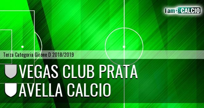 Vegas Club Prata - Avella Calcio