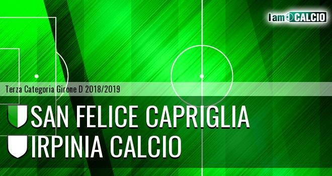 San Felice Capriglia - Irpinia Calcio