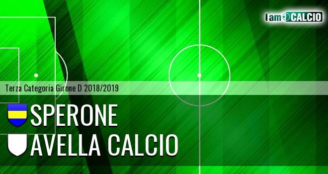 Sperone - Avella Calcio