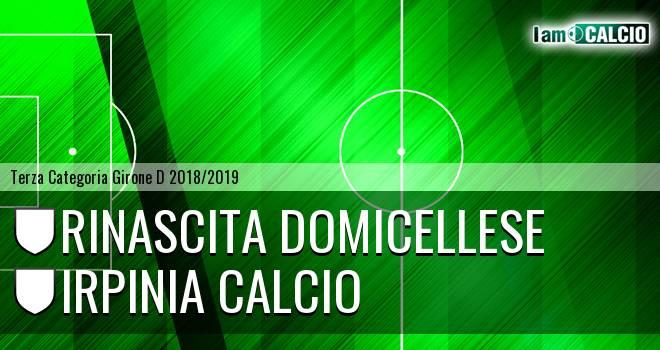 Rinascita Domicellese - Irpinia Calcio