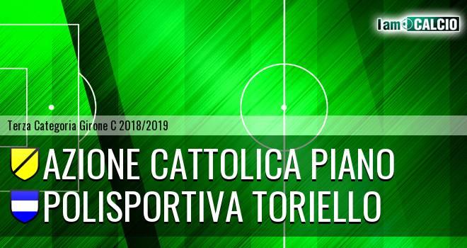 Azione Cattolica Piano - Polisportiva Toriello