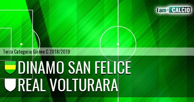 Dinamo San Felice - Real Volturara