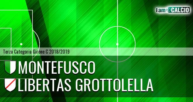 Montefusco - Libertas Grottolella