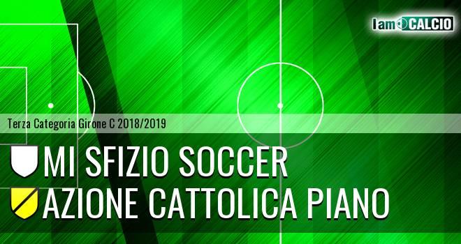 Mi Sfizio Soccer - Azione Cattolica Piano