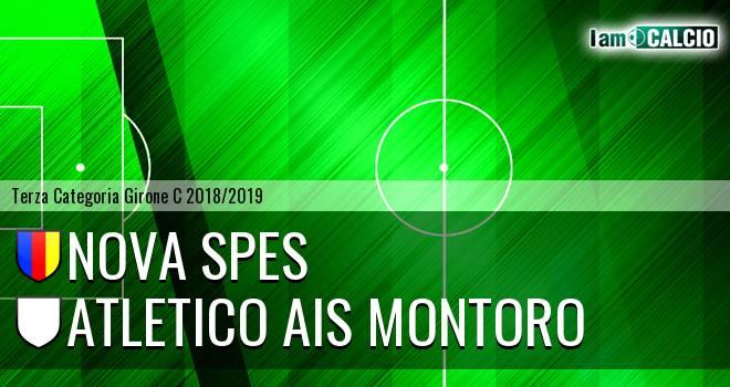 Nova Spes - Atletico Ais Montoro