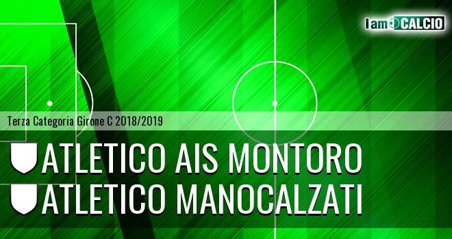 Atletico Ais Montoro - Atletico Manocalzati