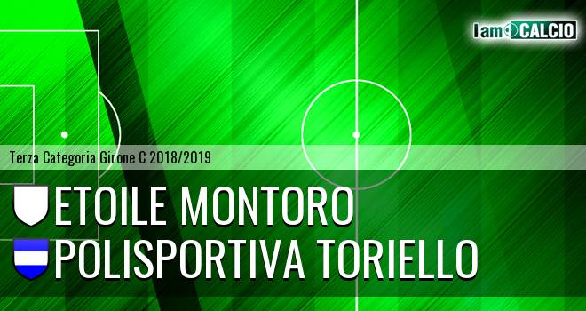 Etoile Montoro - Polisportiva Toriello