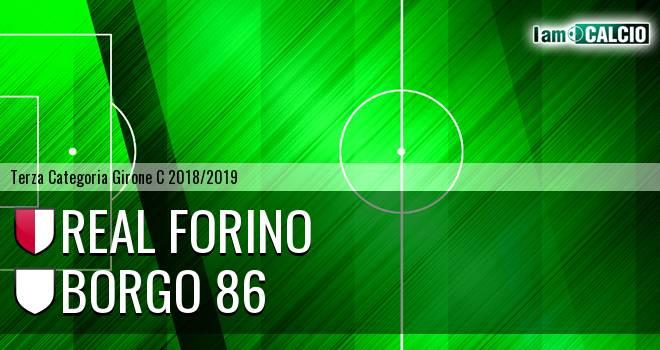Real Forino - Borgo 86