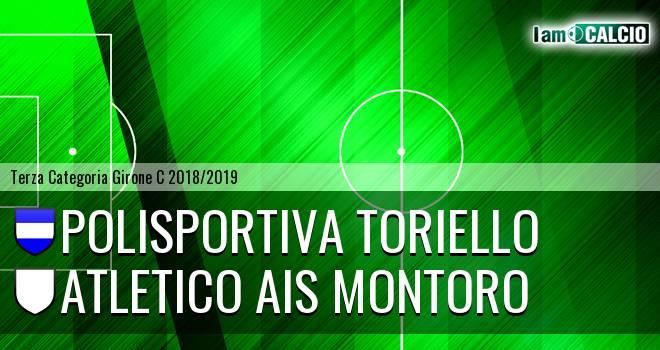 Polisportiva Toriello - Atletico Ais Montoro