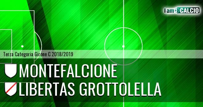 Montefalcione - Libertas Grottolella