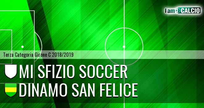 Mi Sfizio Soccer - Dinamo San Felice