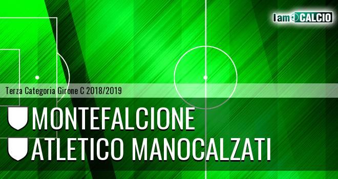 Montefalcione - Atletico Manocalzati