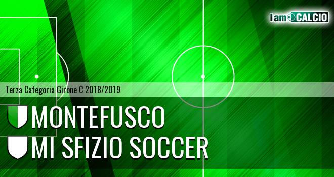 Montefusco - Mi Sfizio Soccer