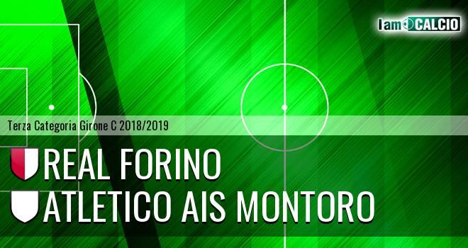 Real Forino - Atletico Ais Montoro