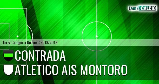 Contrada - Atletico Ais Montoro