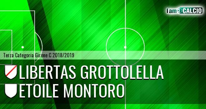 Libertas Grottolella - Etoile Montoro