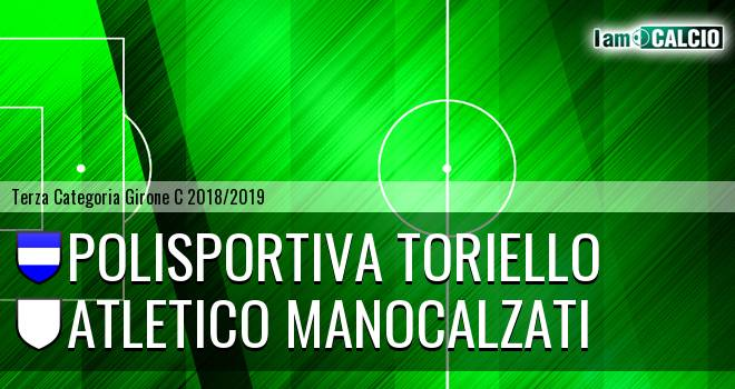 Polisportiva Toriello - Atletico Manocalzati