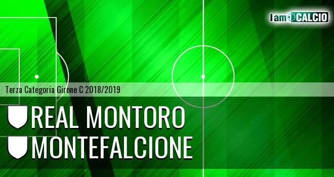 Real Montoro - Montefalcione