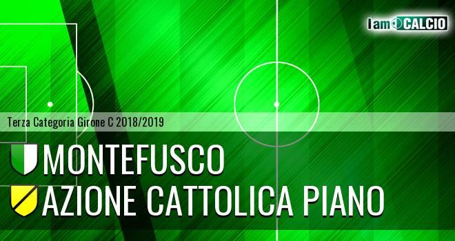 Montefusco - Azione Cattolica Piano