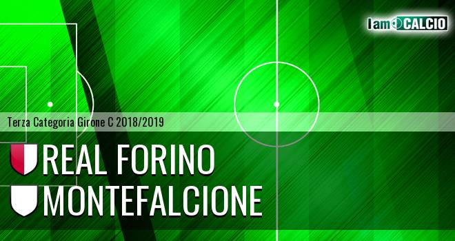 Real Forino - Montefalcione