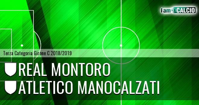 Real Montoro - Atletico Manocalzati