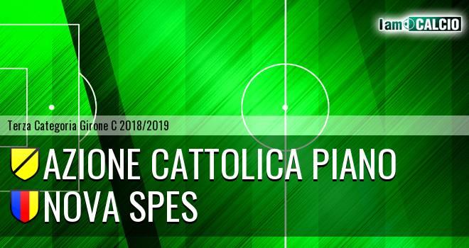 Azione Cattolica Piano - Nova Spes