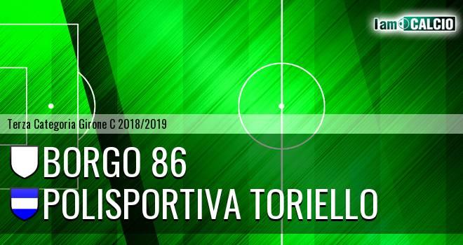 Borgo 86 - Polisportiva Toriello