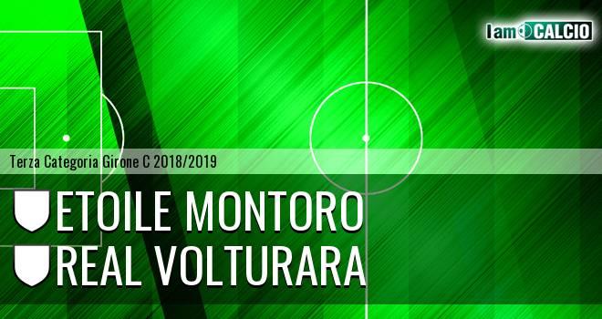 Etoile Montoro - Real Volturara