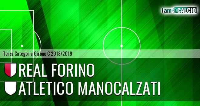 Real Forino - Atletico Manocalzati