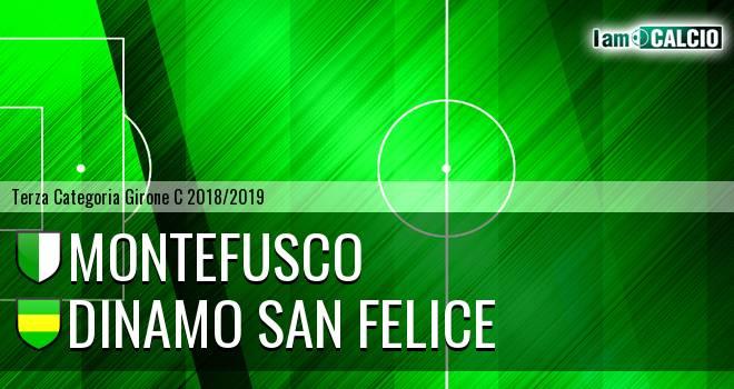 Montefusco - Dinamo San Felice